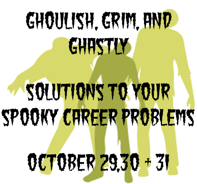 Ghoulish Grim and Ghastly