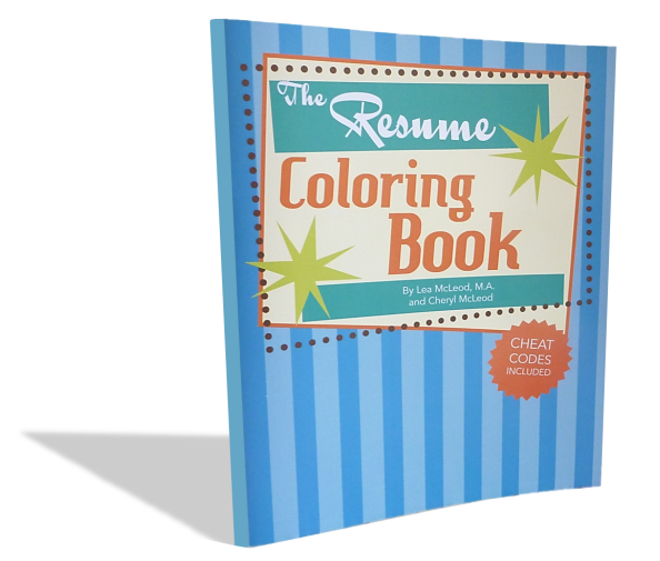 The Resume Coloring Book Online Course